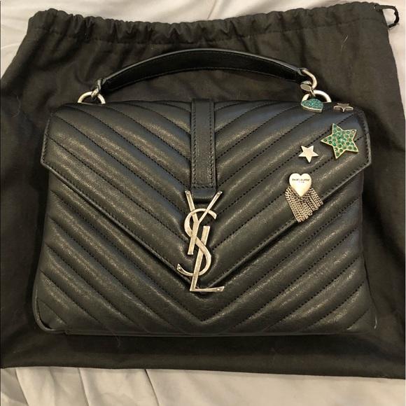 6fc69d6efd7 Saint Laurent Bags | College Bag | Poshmark